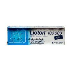 Lioton 100 000 gel 30 g