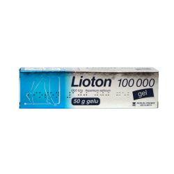 Lioton 100 000 gel 50 g