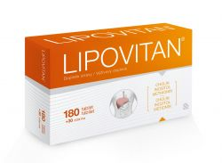 Lipovitan 180+30 tablet
