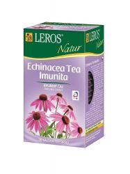 Leros Natur Echinacea Tea Imunita porcovaný čaj 20x 2 g
