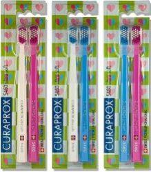 Curaprox CS 5460 Ultra soft Love Edition duopack