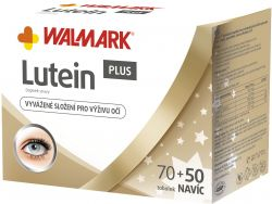 Walmark Lutein Plus 20 mg 70+50 tobolek