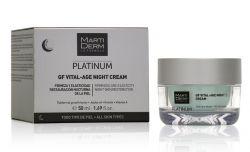 MARTIDERM Platinum GF Vital Age noční intenzivní krém 50 ml