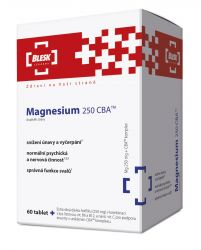 BLESK Magnesium 250 CBA 60 tablet