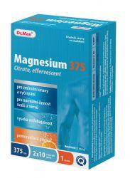 Dr.Max Magnesium Citrat 375 mg 20 šumivých tablet