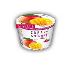 Obezin Zdravá snídaně mango a brusinka 78 g