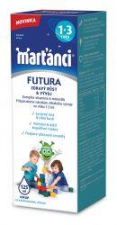 Marťánci Futura 1+ sirup 125 ml