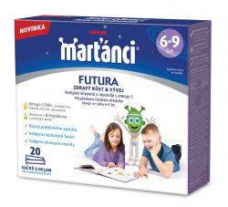 Marťánci Futura 6-9 let gel 20 sáčků