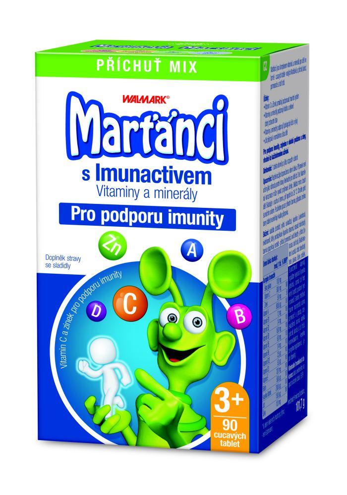 Marťánci Imuno MIX 90 tablet