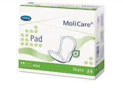 MoliCare Pad 2 kapky mini inkontinenční vložky 30 ks