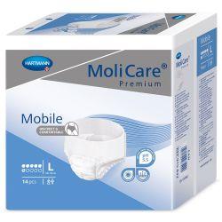 MoliCare Mobile 6 kapek vel. L inkontinenční kalhotky 14 ks