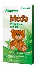Biopron Méďa probiotikum pro děti medvídci 20 ks