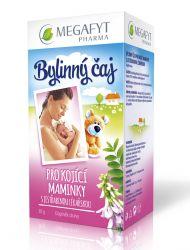 Megafyt Bylinný čaj pro kojící matky s jestřabinou lékařskou n.s.20x1.5g