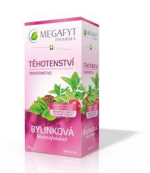 Megafyt Bylinková lékárna Těhotenství n.s.20x1.5g