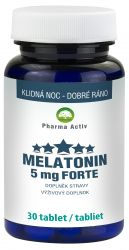 Pharma Activ Melatonin Forte 5 mg 30 tablet