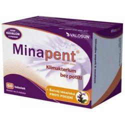 Minapent + šalvěj lékařská 60 tablet