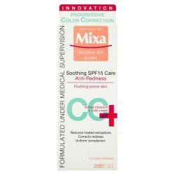 Mixa CC Krém proti začervenání pleti OF15 50 ml
