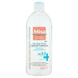 Mixa Micelární voda pro zklidnění pleti s fyziologickým pH 5,5 400ml