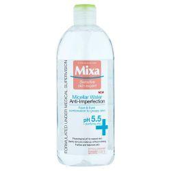 Mixa Zmatňující micelární voda s pH 5,5 400ml