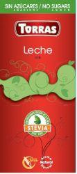 Torras Leche Milk čokoláda se stévií 100 g