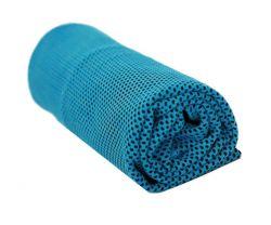 SJH 540B Chladící ručník 32x90 cm modrý
