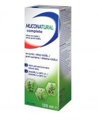 Muconatural complete sirup 120 ml