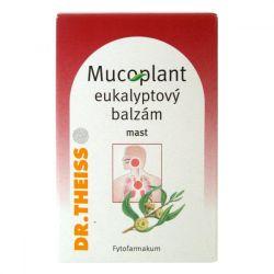 Mucoplant Eukalyptový balzám mast 50 g
