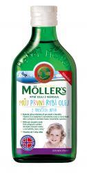 Mollers Omega 3 Můj první rybí olej 250 ml