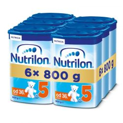Nutrilon 5 6pack 6x800 g
