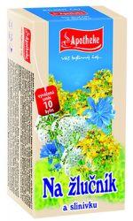 Apotheke Na žlučník a slinivku čaj nálevové sáčky 20x1,5 g