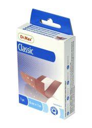 Dr.Max Classic 6 cm × 1 m náplast s polštářkem 1 ks