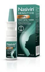 Nasivin Sensitive 0,025% nosní sprej 10 ml pro děti od 1 do 6 let