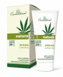 Cannaderm Natura 24 Krém ochranný 50 g