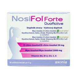 NosiFol Forte DuoActive sáčky 30x4 g