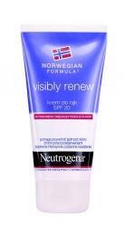 Neutrogena Visibly renew krém na ruce 75 ml