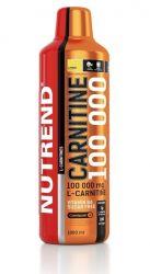 Nutrend Carnitine 100 000 citron 1000 ml