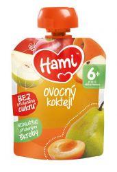 Hami Ovocná kapsička ovocný koktejl 6x90 g