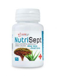 Nutricius NutriSept zásyp na podrážděnou pokožku 20 g