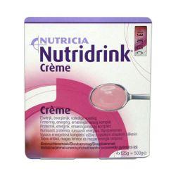 Nutridrink Creme lesní ovoce 4x125 ml