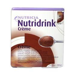 Nutridrink Creme čokoláda 4x125 ml
