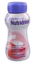 Nutridrink jahoda 200 ml