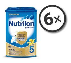 Nutrilon Pronutra 5 Vanilla 800 g 6-pack