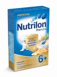 Nutrilon Pronutra 6M mléčná piškotová kaše 225 g