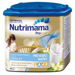 Nutrilon Nutrimama Mléčný nápoj v prášku vanilka 400 g