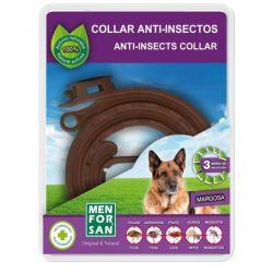 Menforsan Antiparazitní obojek na klíštata a blechy pro psy 60 cm 1 ks