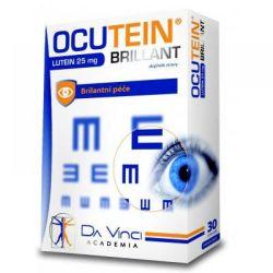 Ocutein Brillant Lutein 25 mg 30 tobolek