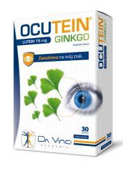 Ocutein Ginkgo Lutein Da Vinci Academia 15 mg 30 tobolek