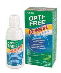 Opti free REPLENISH roztok na kontaktní čočky 120 ml