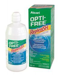 Opti free REPLENISH roztok na kontaktní čočky 300 ml
