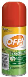 OFF! Tropical sprej 100 ml